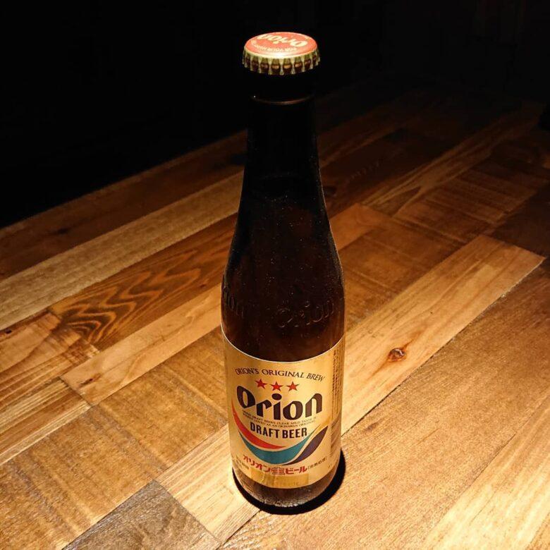 オリオンビール! スッキリとした飲み口にコクの有る余韻。とても美味しいビール🎵